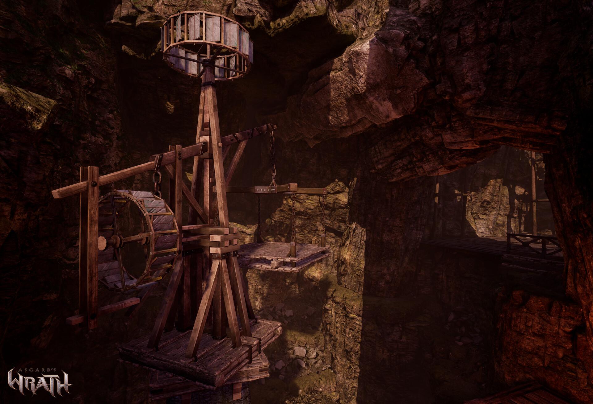 Estruturas de Dungeons RPG