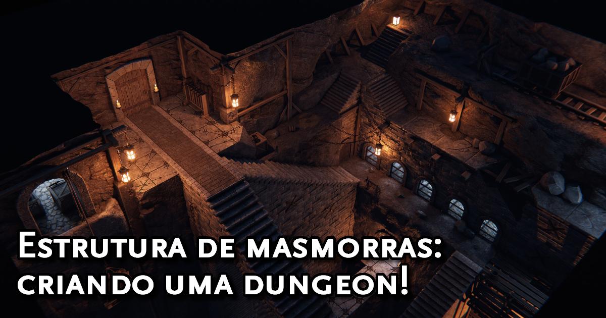 Criando Masmorras RPG