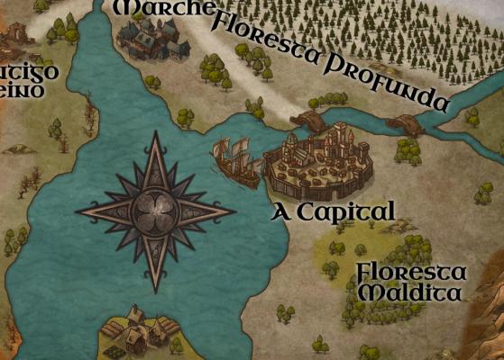Ferramentas para Mapas RPG