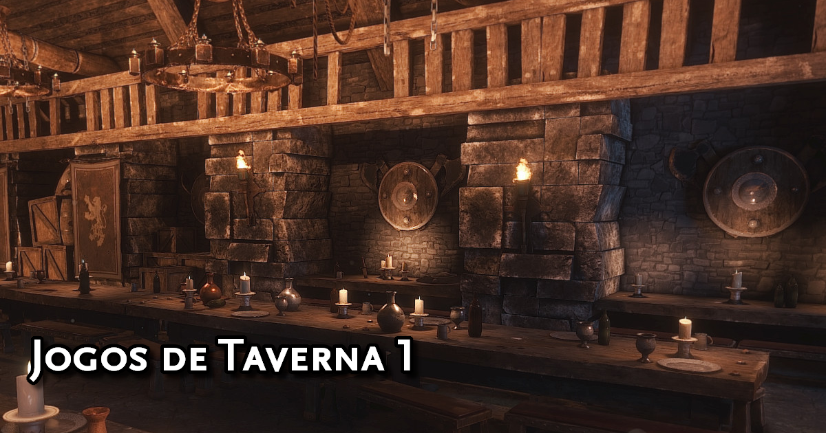 Jogos de Taverna RPG