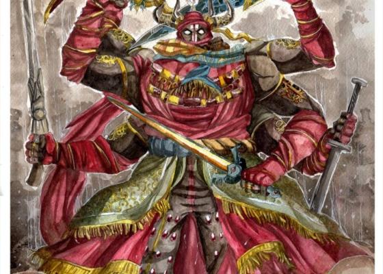 Gilgamesh D&D 5ª Edição