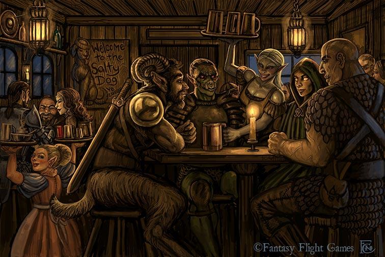 Como reunir o grupo na primeira sessão de RPG