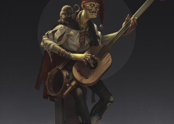 Músicas de Bardo para RPGs
