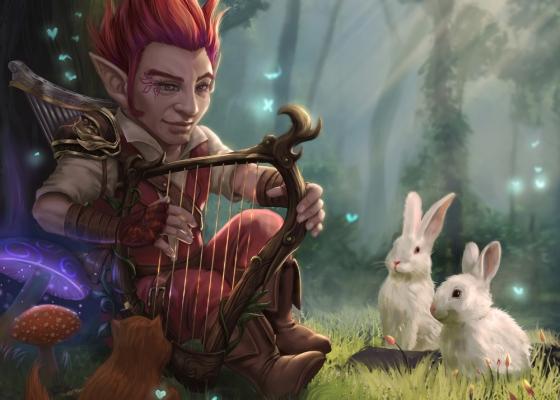 Músicas para RPGs
