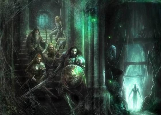 Metagame RPG