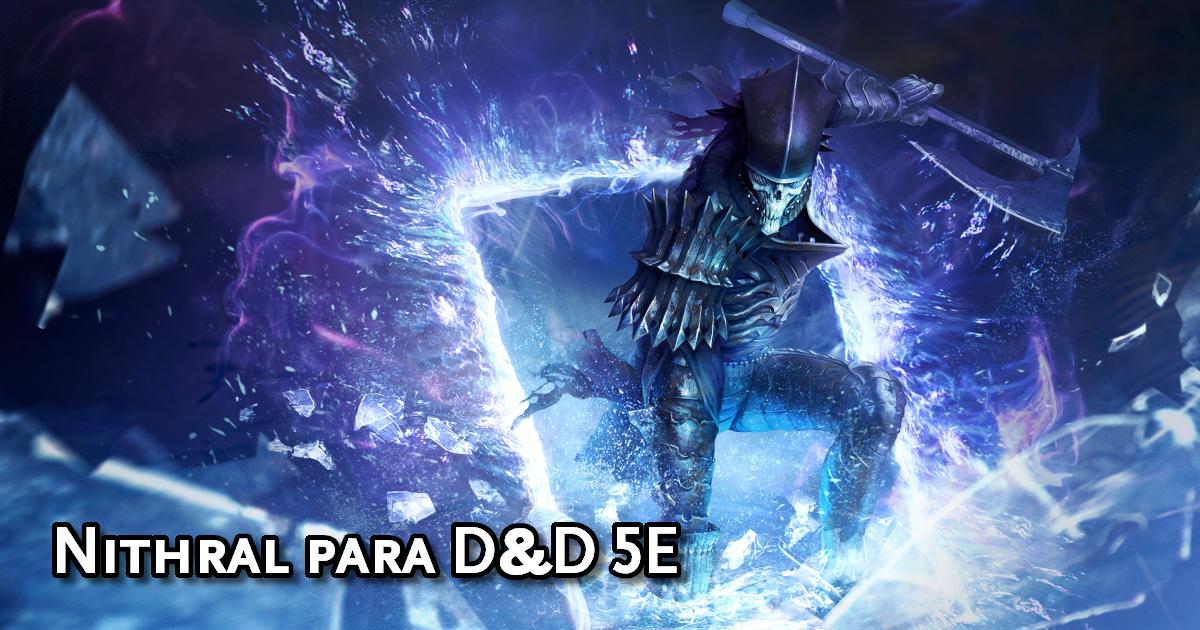 Nithral para D&D 5ª Edição