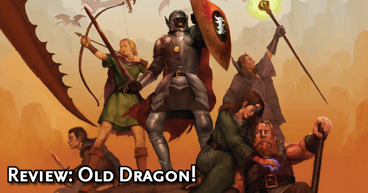 Review Old Dragon