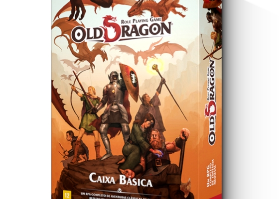 Old Dragon RPG