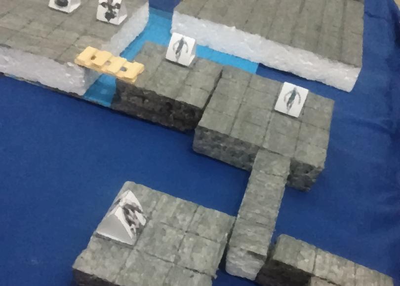 Criando Masmorras Modulares para RPGs Presenciais