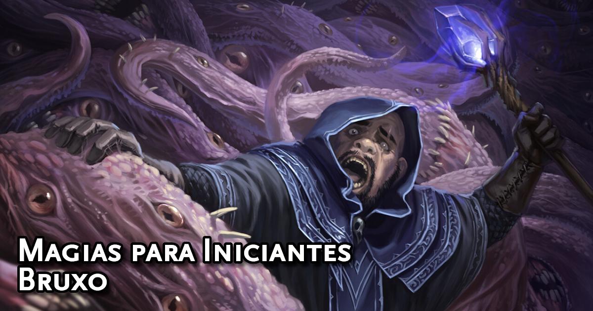 Magias para Iniciantes Bruxo D&D 5ª Edição