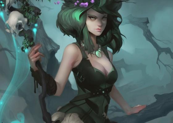 Magias de Druida para Iniciantes