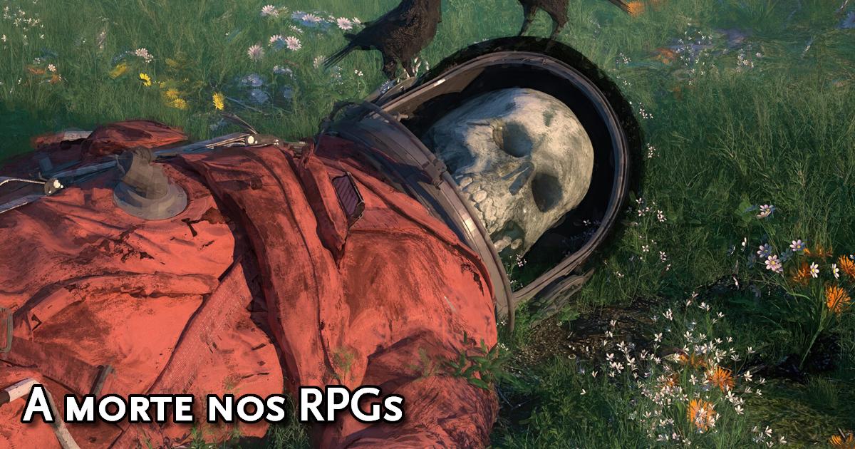 A Morte nos RPGs de Mesa