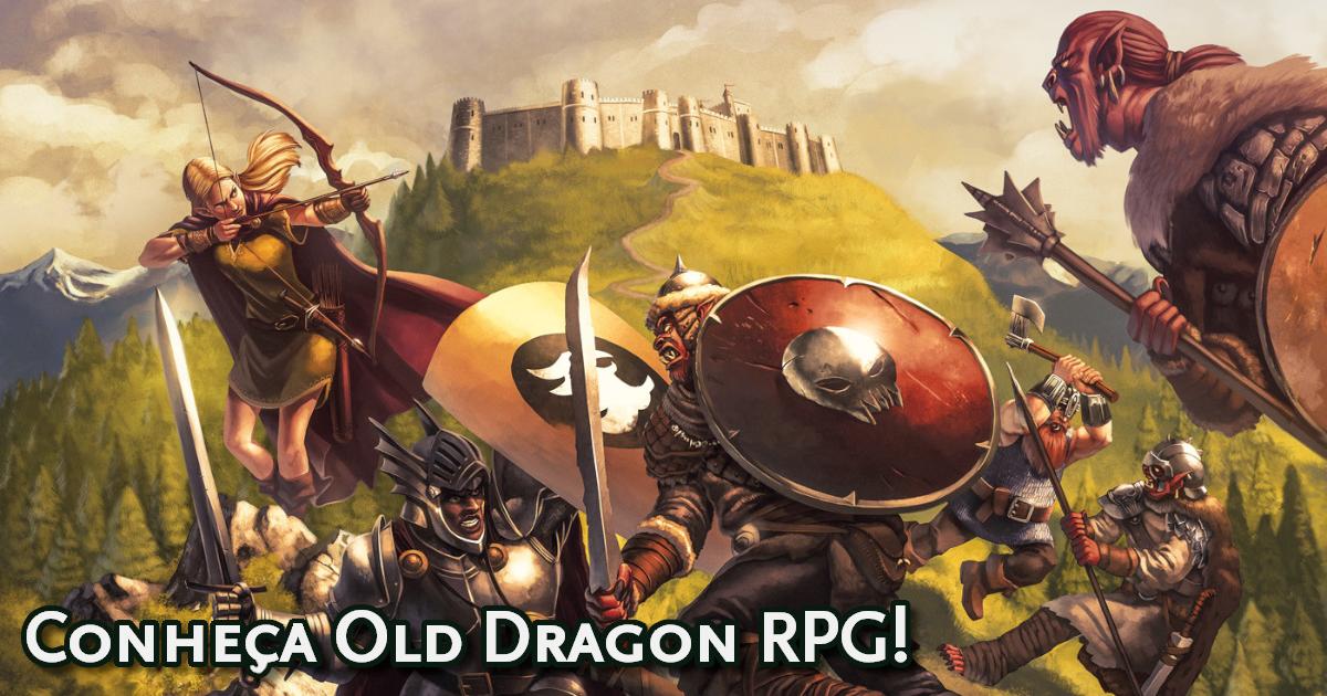 Conheça Old Dragon