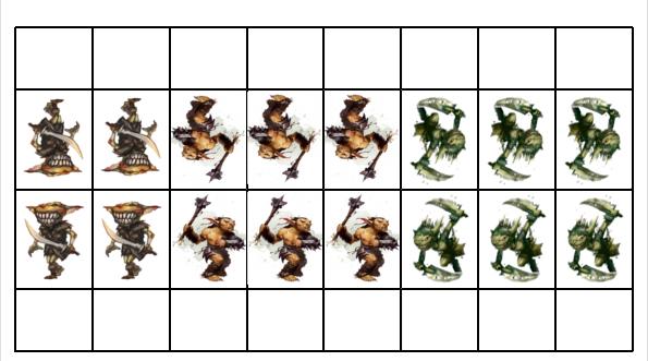 Como fazer miniaturas de papel RPG