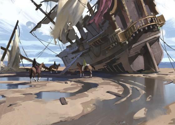 UA Of Ships and the Sea Traduzida
