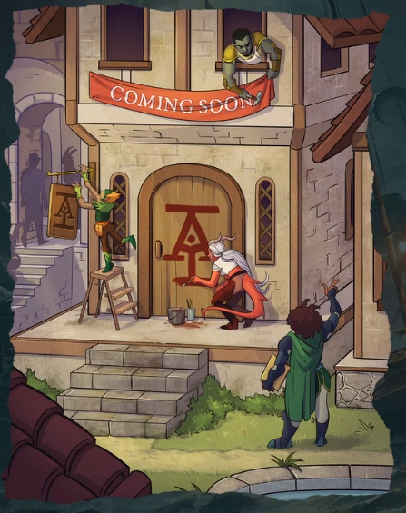 Acquisitions Incorporated Franchise