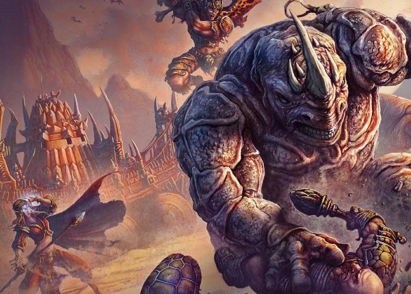Cenários de Dungeons & Dragons