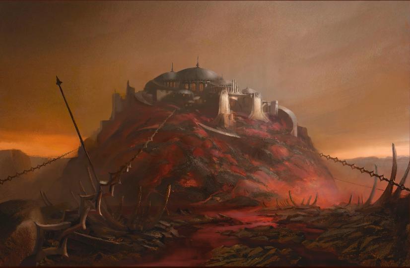 The Bronze Citadel