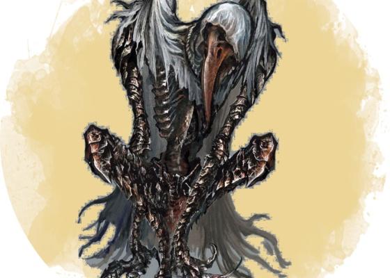 Corvinos para Dungeons & Dragons 5ª Edição