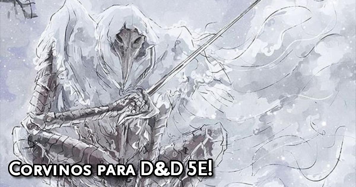 Dark Souls Corvinos para D&D