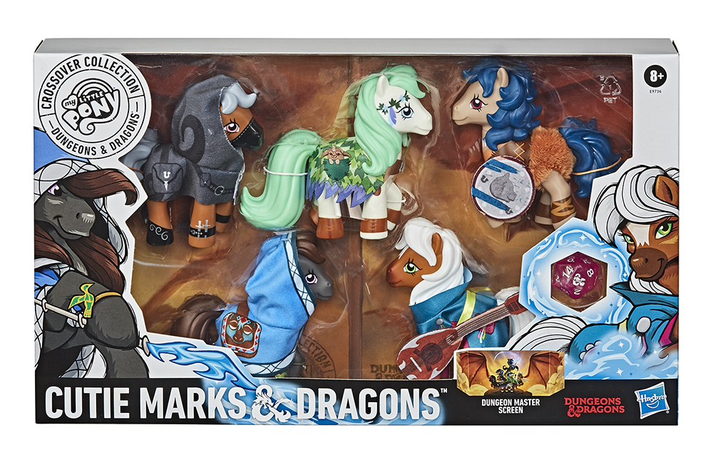 D&D Cutie Marks & Dragons