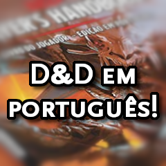 Livros de Dungeons & Dragons em português
