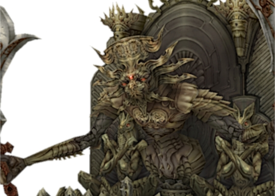 Demon Wall para D&D 5ª Edição
