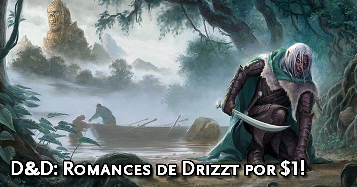 Romances de Drizzt do'Urden por $1