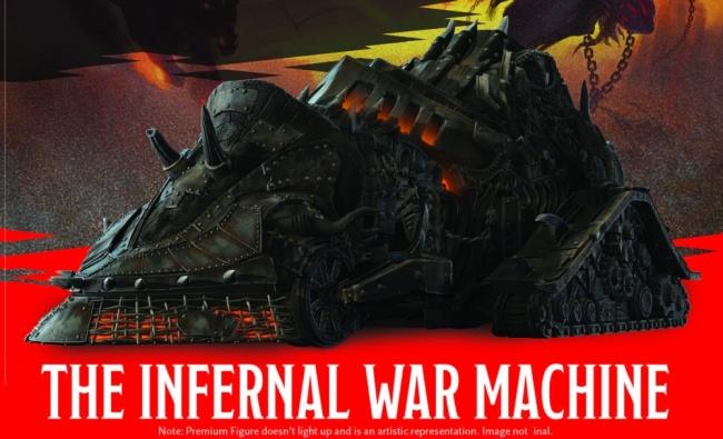 The Infernal War Machine