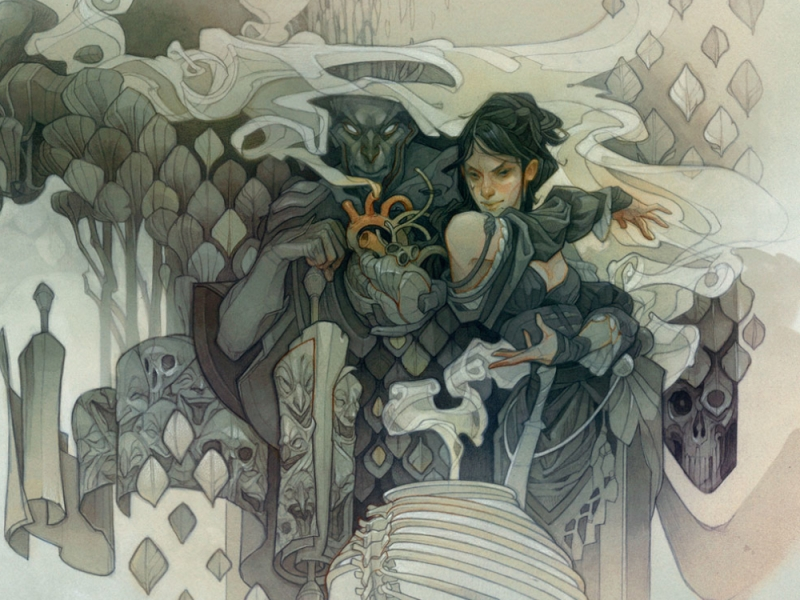 Conteúdos de Tasha's Cauldron to Everything
