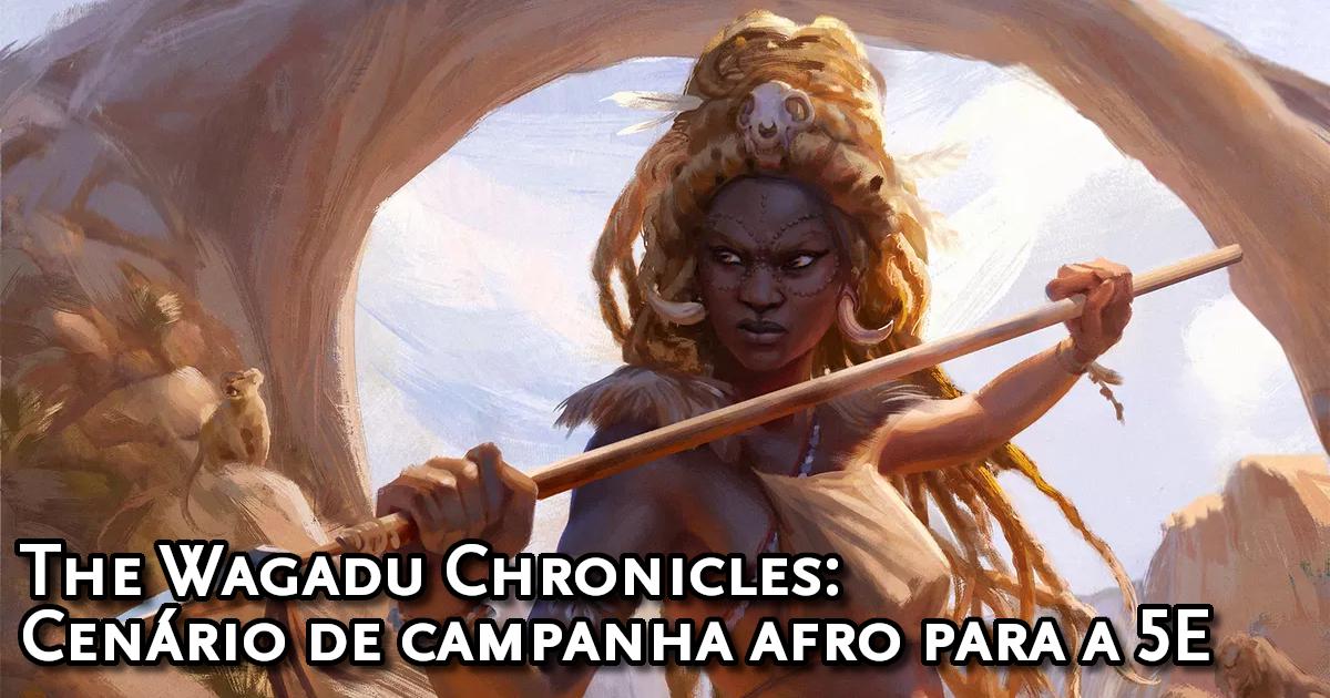 Cenário Afro D&D 5E
