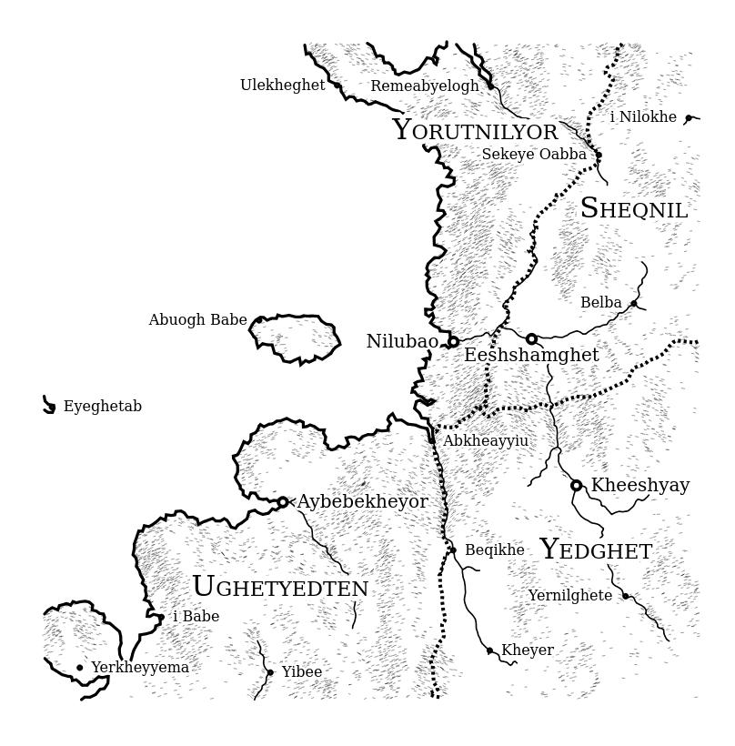 Mapas de Continentes para RPG