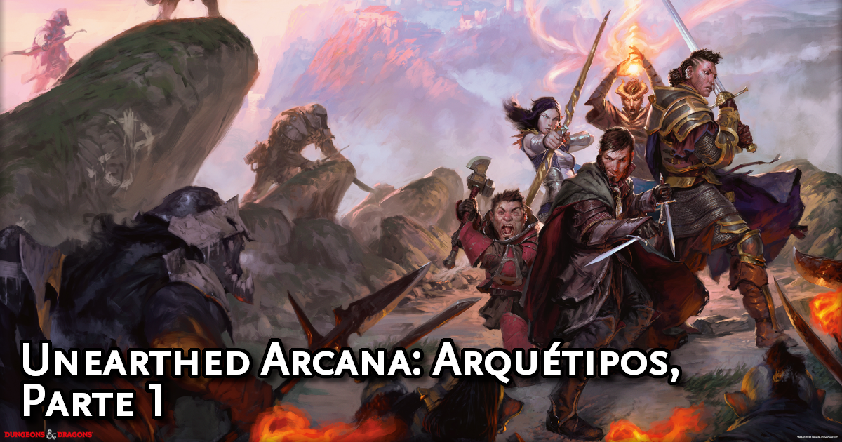 Unearthed Arcana Subclasses, Part 1