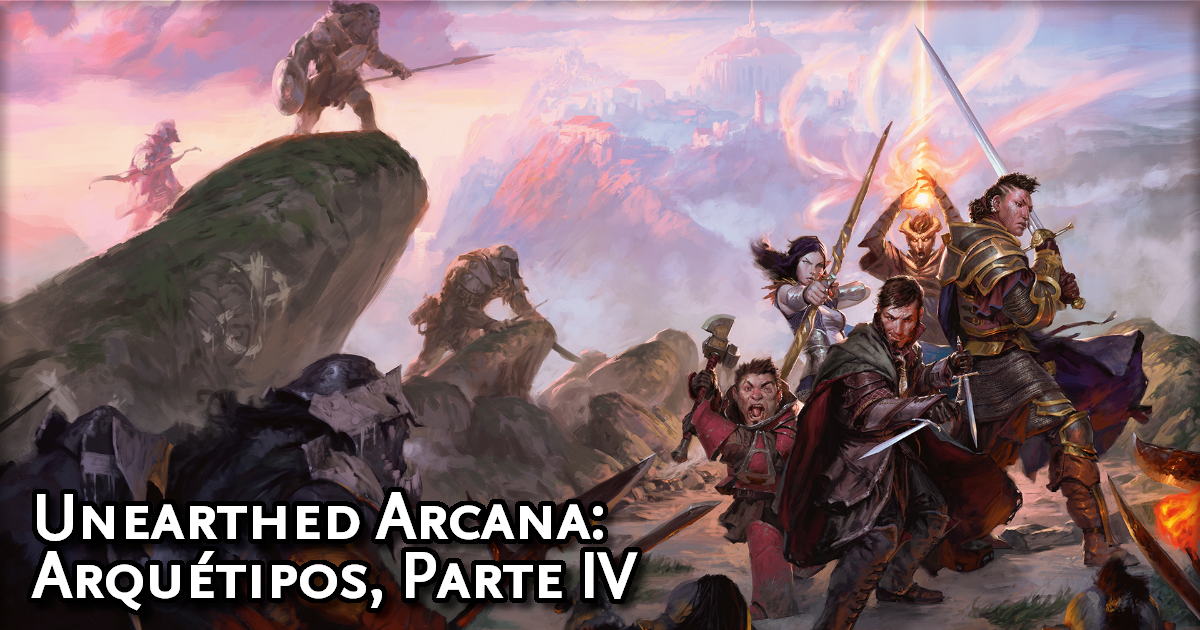 Unearthed Arcana Subclasses, Part 4