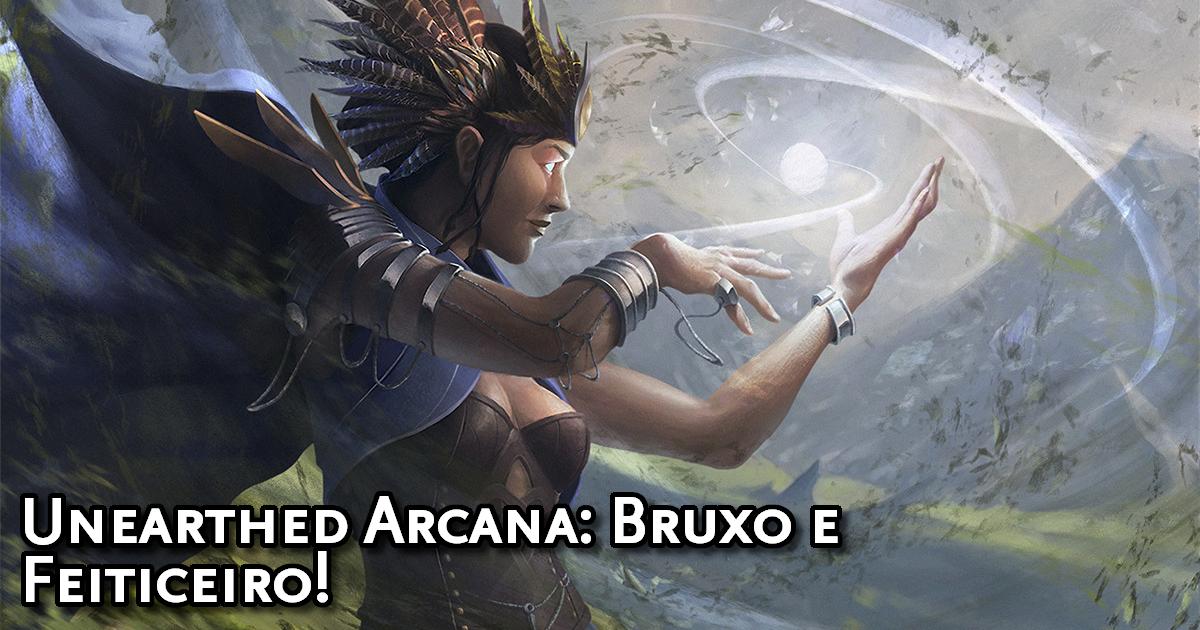 Unearthed Arcana Sorcerer and Warlock Traduzida