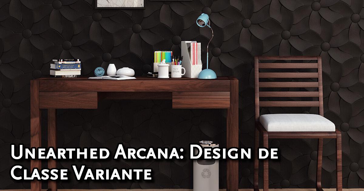 Unearthed Arcana Modifying Classes Traduzida