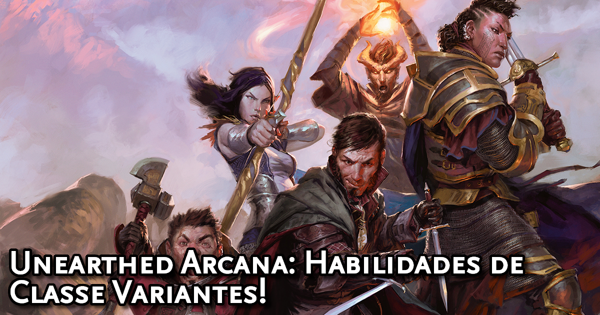 Unearthed Arcana Class Features Variant