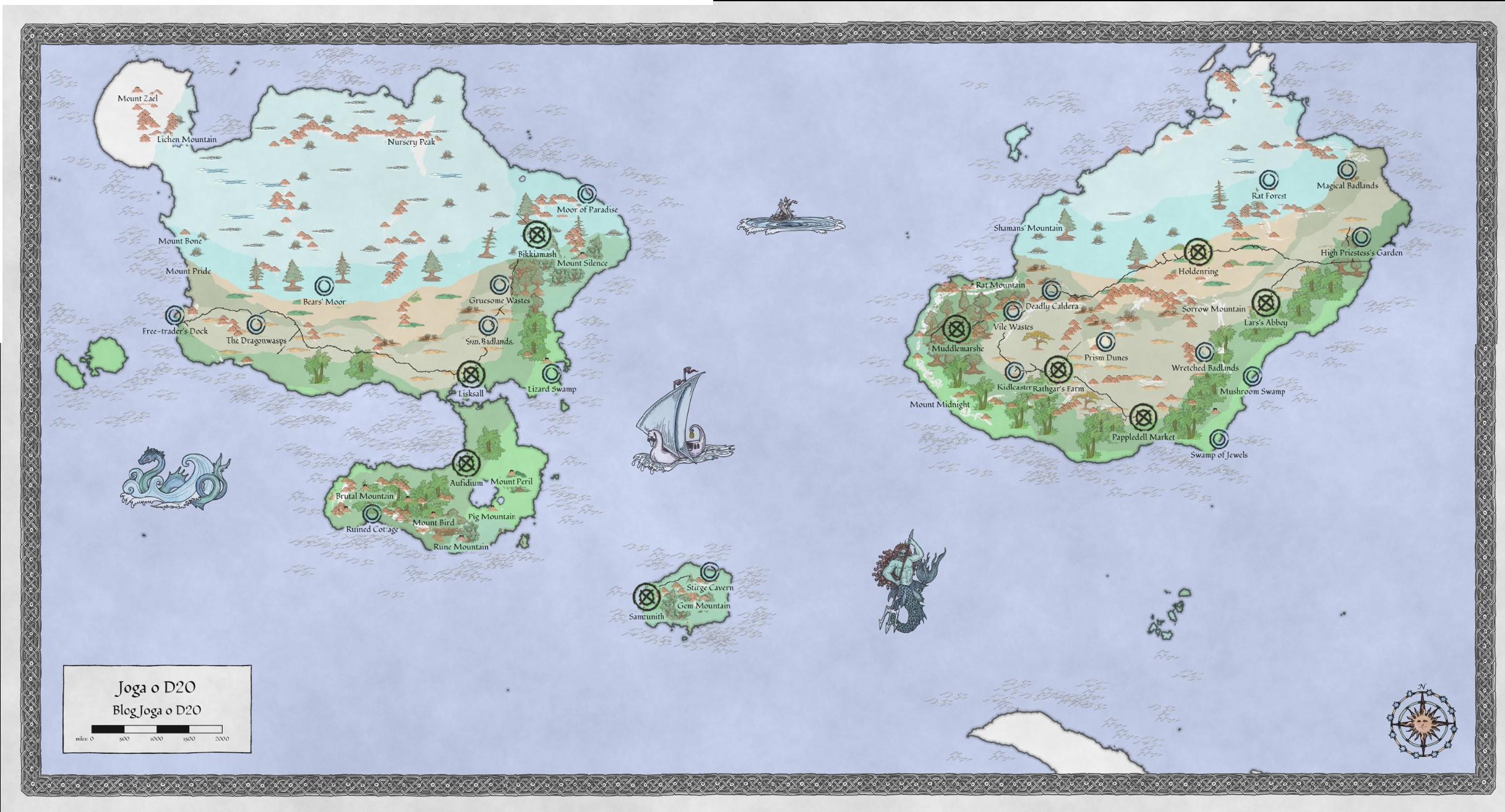 Gerador de Mapas para RPG