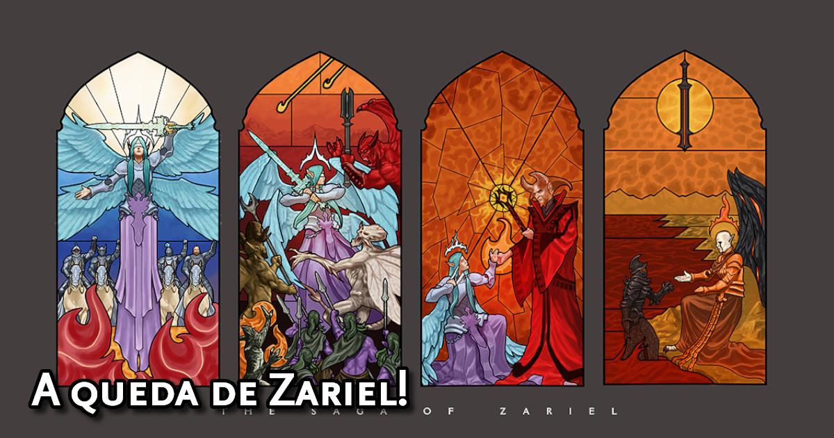 Zariel em D&D 5ª Edição