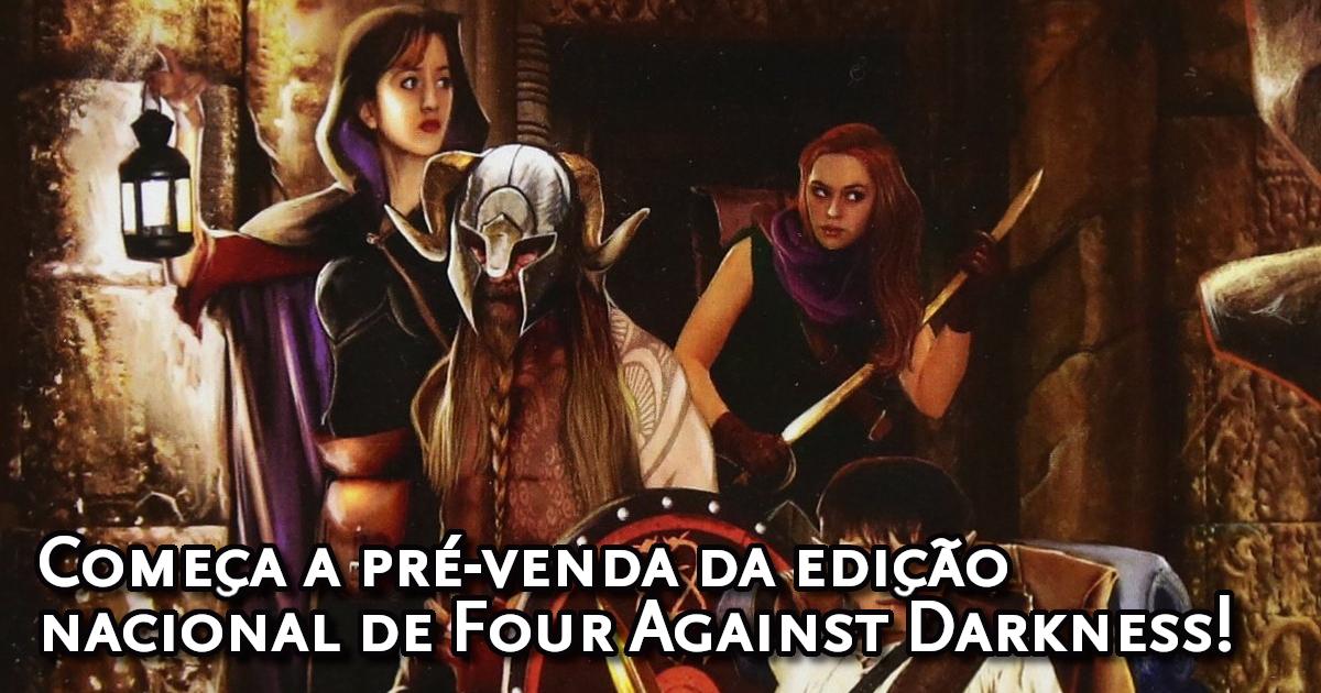 Four Against Darkness em PT-BR