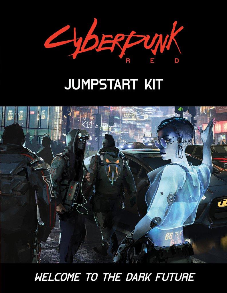 Lançamento Cyberpunk Red