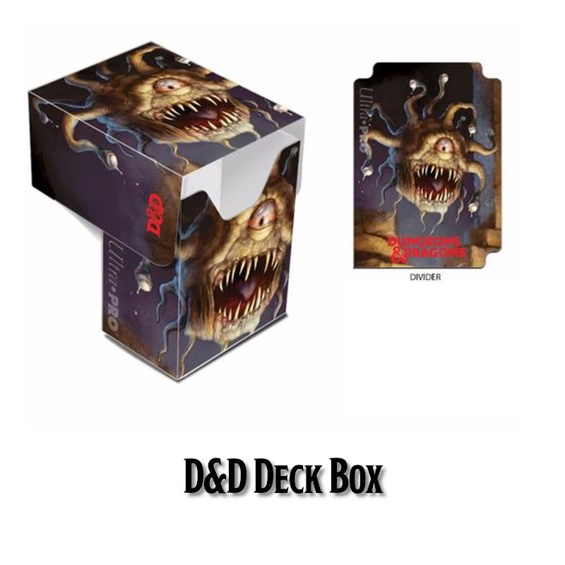 Deck Box D&D