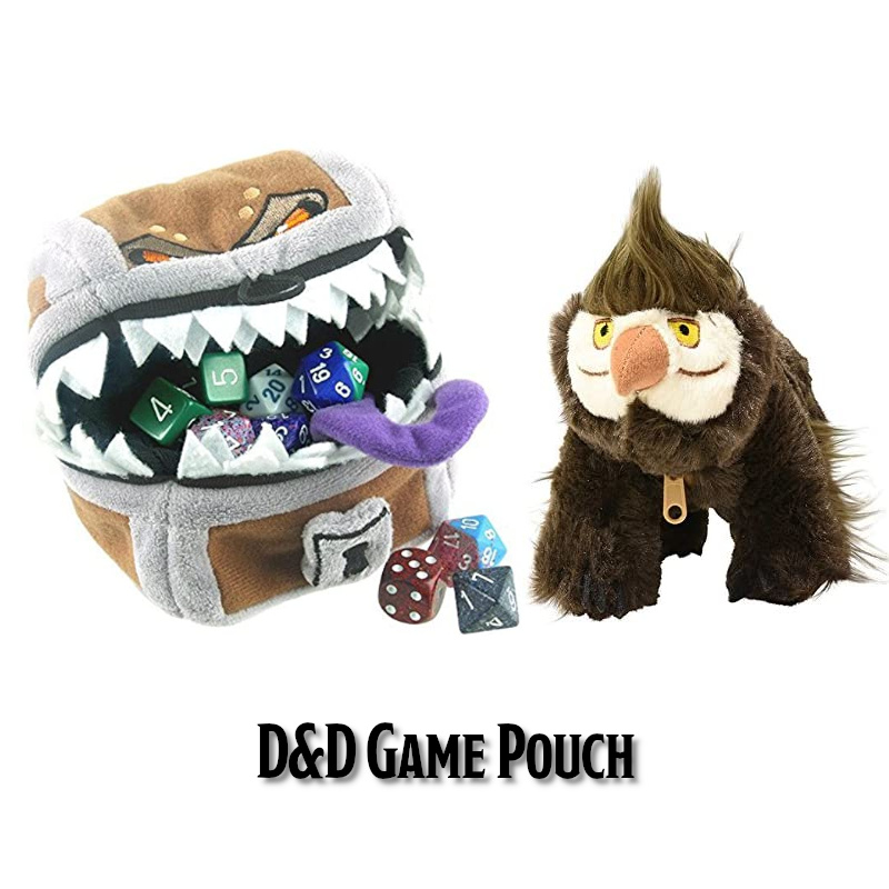 Game Pouch D&D