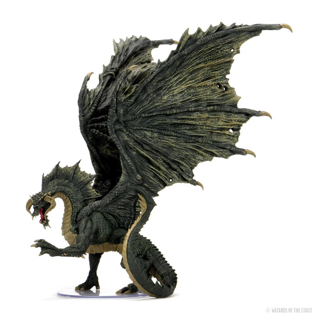 Dragão Negro Wizkids