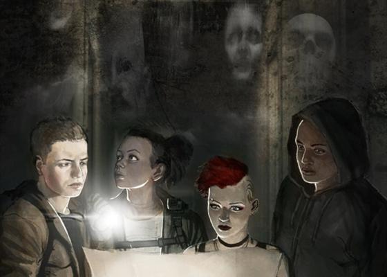 Ghost Hunters Kickstarter