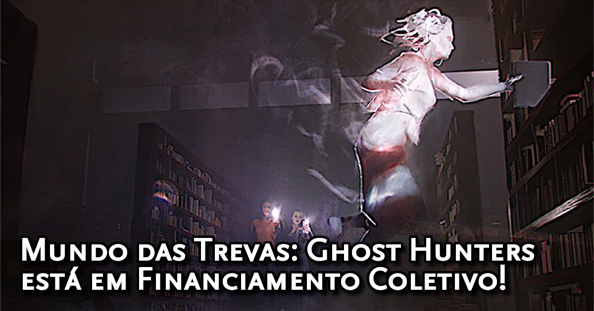 Ghost Hunters World of Darkness