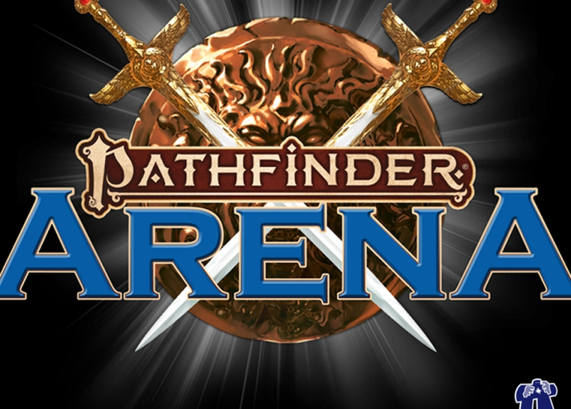 Board Game Pathfinder Arena