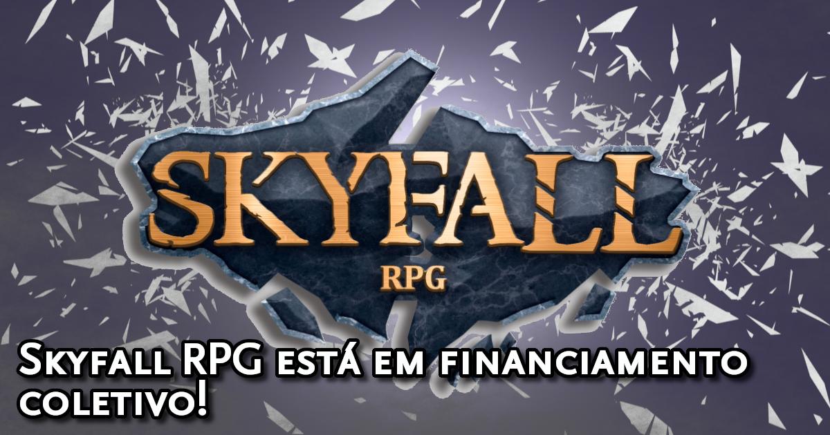 Skyfall RPG 2ª Temporada
