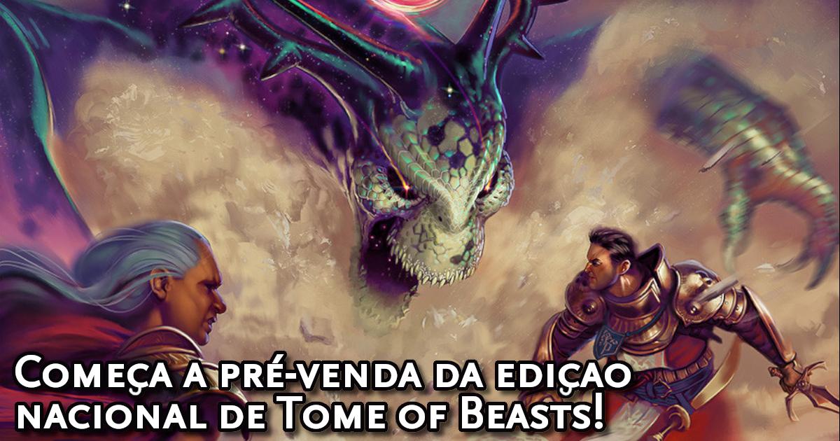 Tome of Beasts - Bestiário Fantástico