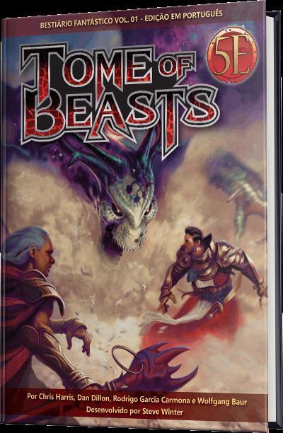 Tome of Beasts em português